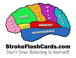 Stroke Flash Cards